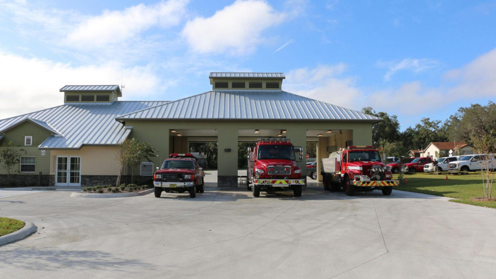 Lake County Fire Station 14