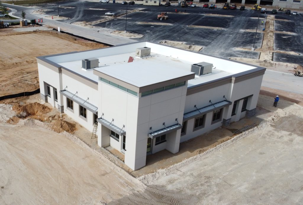 Heartland Dental Shell - Lady Lake Commons - COMPLETED Jan. 2020
