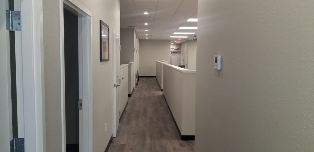 St Germain - Gainesville office Completed May 2020